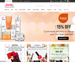 Nykaa Coupon 2018