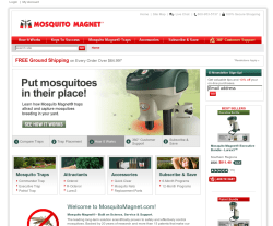 Mosquito Magnet Coupon 2018