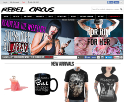 Rebel Circus Promo Codes