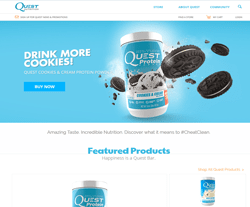 Quest Nutrition Promo Codes 2018