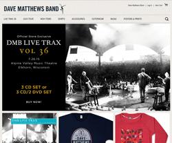 Dave Matthews Band Promo Codes