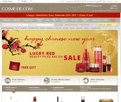 Cosme-De.com Promo Code