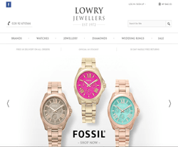 Lowry Jewellers Discount Code 2018