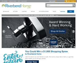 Riverbend Home Promo Codes