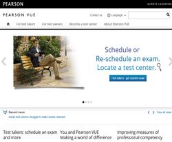 Pearson VUE Promo Codes