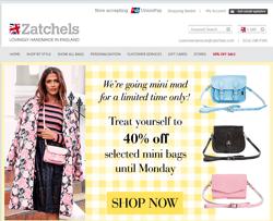 Zatchels Discount Code
