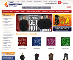 The Warming Store Coupon