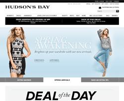Hudson's Bay Promo Codes 2018