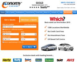 Economy Car Hire Discount Code