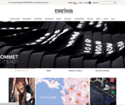 Marissa Collections Coupon 2018