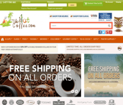 TiKi Hut Coffee Promo Codes 2018
