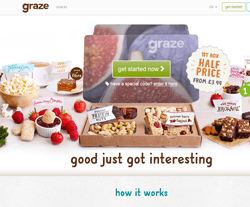 Graze Coupons & Deals