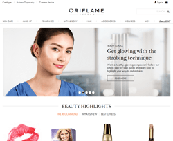 Oriflame Discount Code