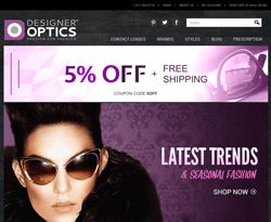 designer optics Promo Codes 2018