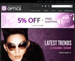 designer optics Promo Codes