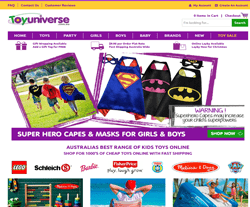 Toy Universe Promo Codes