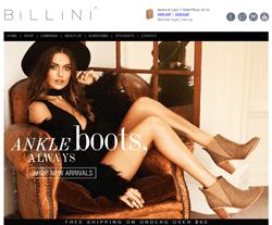 Billini Promo Codes 2018