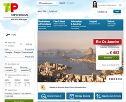 Tap Portugal Discount Code