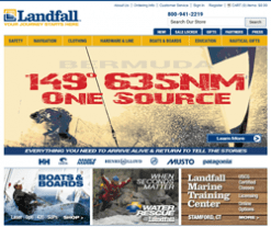 Landfall Navigation Coupon Codes 2018