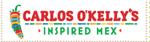 Carlos O'Kelly's Promo Codes & Deals