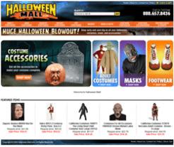 Halloween-Mall Coupon