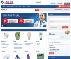 Save Rite Medical Coupon 2018
