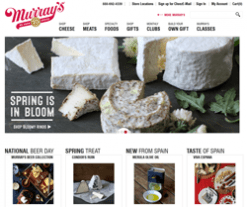 Murray's Cheese Shop Coupon Codes
