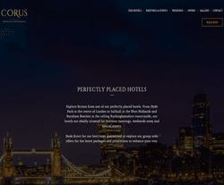 Corus Hotels Discount Code