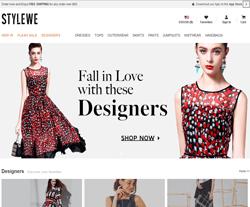 StyleWe Discount Codes 2018