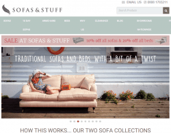 Sofas and Stuff Discount Code