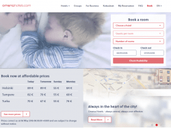 Omena Hotels Discount Code