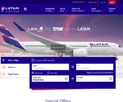 LATAM Airlines Promo Code