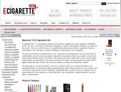E-Cigarette USA Promo Codes 2018