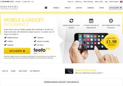 Debenhams Gadget Insurance