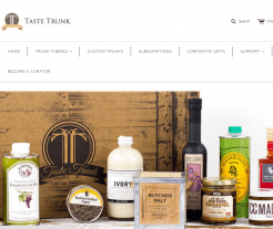 Taste Trunk Coupons