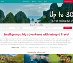 Intrepid Travel Promo Codes