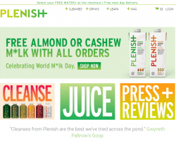 Plenish Cleanse Discount Code 2018