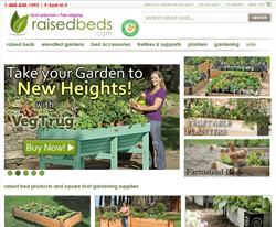 Raised Beds Coupon