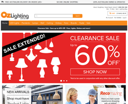 Ozlighting Coupon