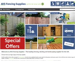 AVS Fencing Discount Code