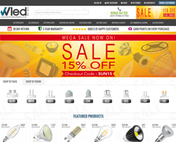 Wholesale LED Lights Discount Code