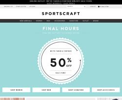 Sportscraft Promo Codes