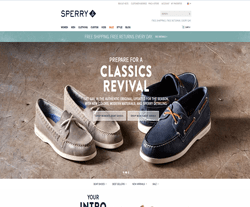 Sperry & Coupon
