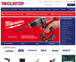 TOOLSTOP Voucher Codes