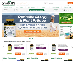 Swanson Health Products Promo Codes 2018