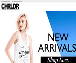 CHRLDR Promo Codes