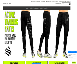 Strong Lift Wear Coupon Codes 2018