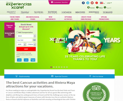 Experiencias Xcaret Coupons 2018