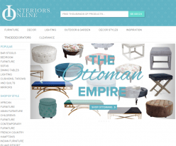 Interiors Online Coupon Code