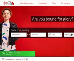Virgin Trains Discount Codes